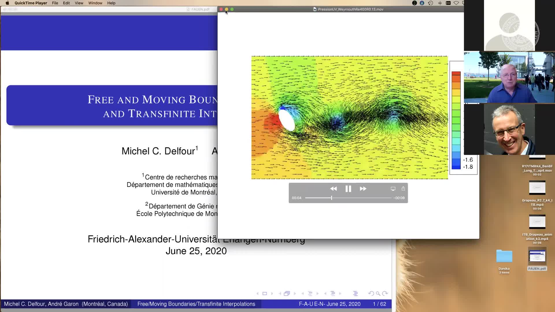 Transfinite Interpolations in Free and Moving Boundary Problems preview image