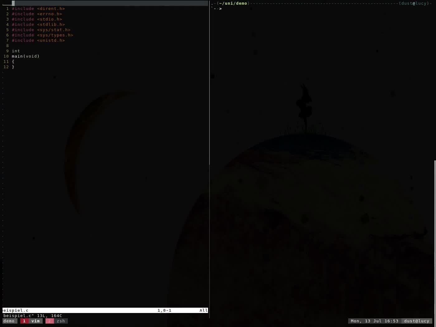 6.4 Dateisysteme: Beispiel preview image