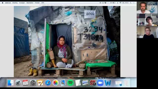 Corona, Flucht und Menschenrechte - Die Situation Geflüchteter an den griechischen EU-Außengrenzen preview image