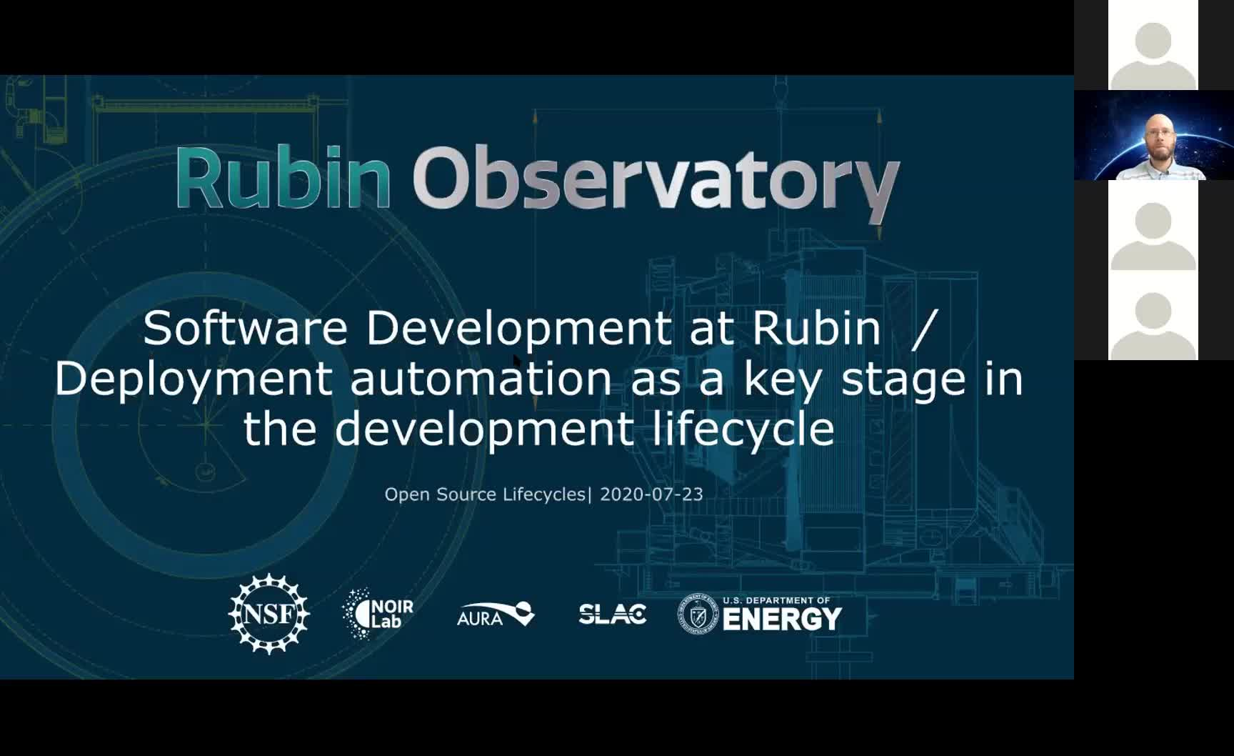 Deployment automation as a key stage in the development lifecycle preview image