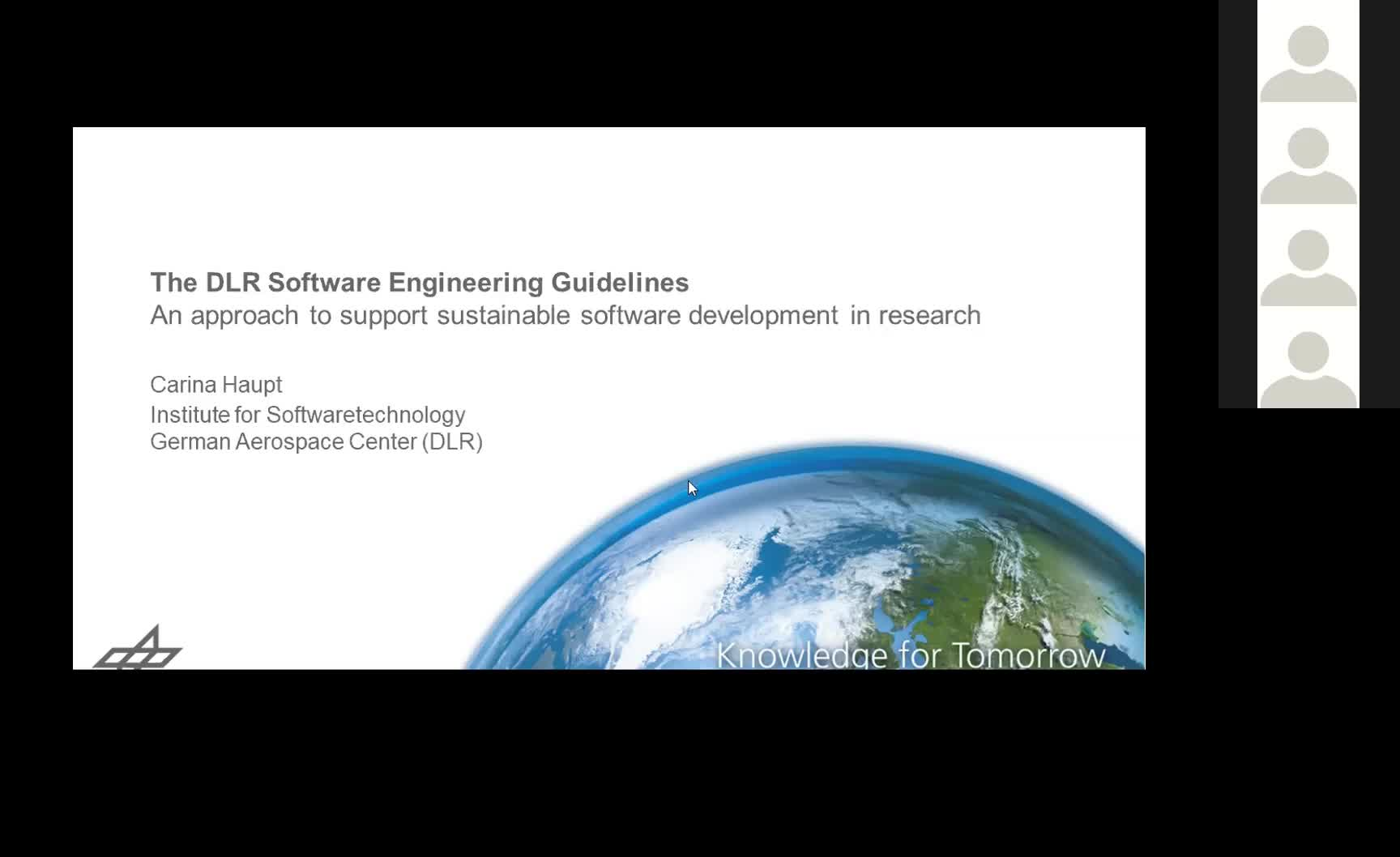 The DLR Software Engineering Guidelines preview image