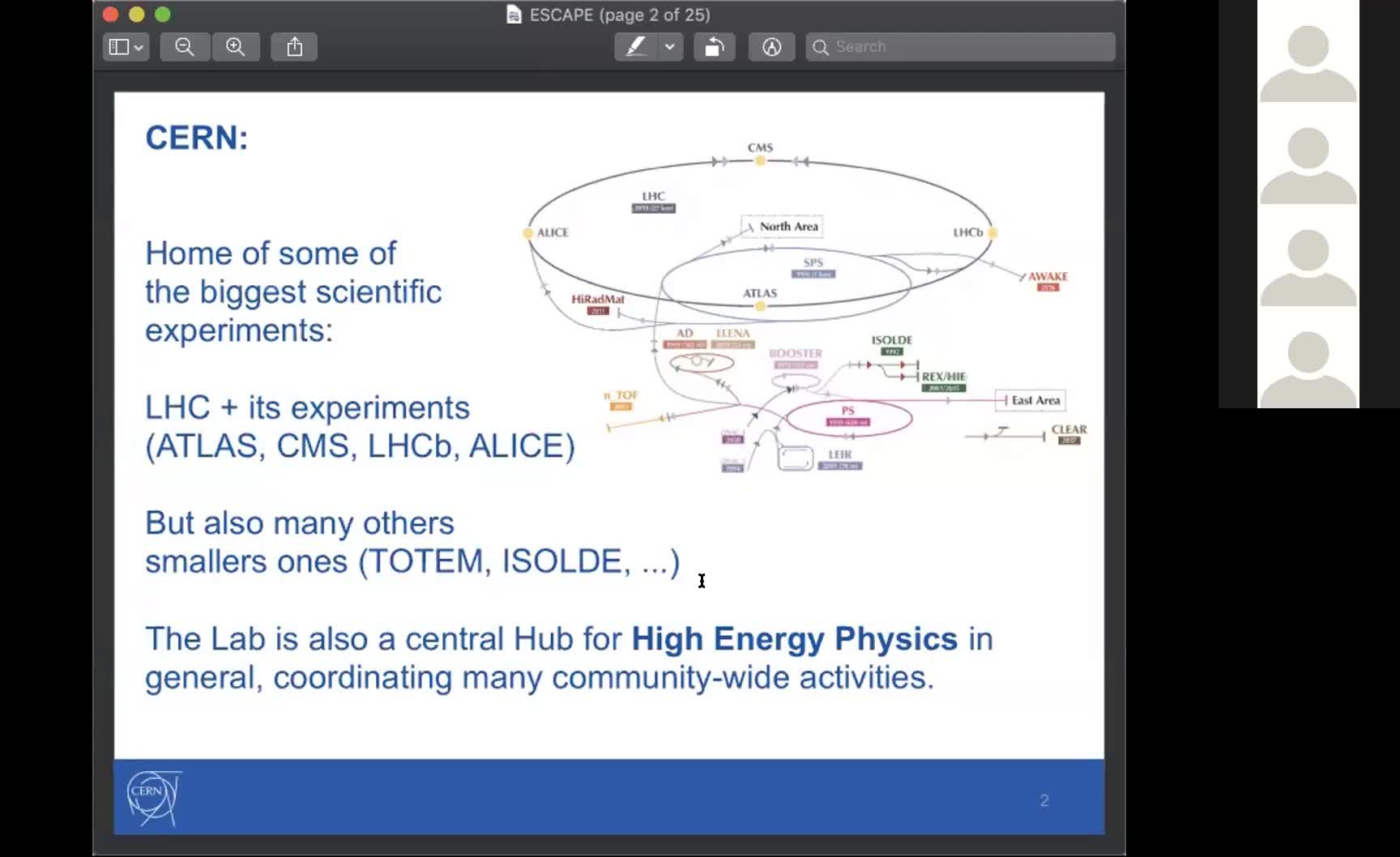 HSF and CERN Software and Code Optimisation preview image