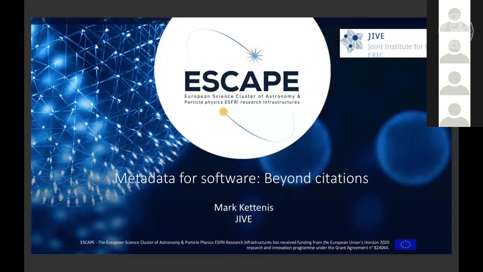 Software metadata beyond citations preview image