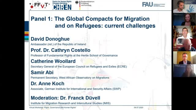 The Global Compacts for Migration and on Refugees: current challenges preview image