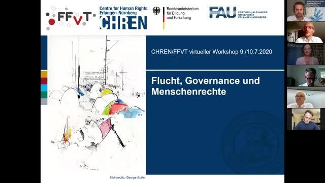 Das GEAS unter deutscher Ratspräsidentschaft preview image