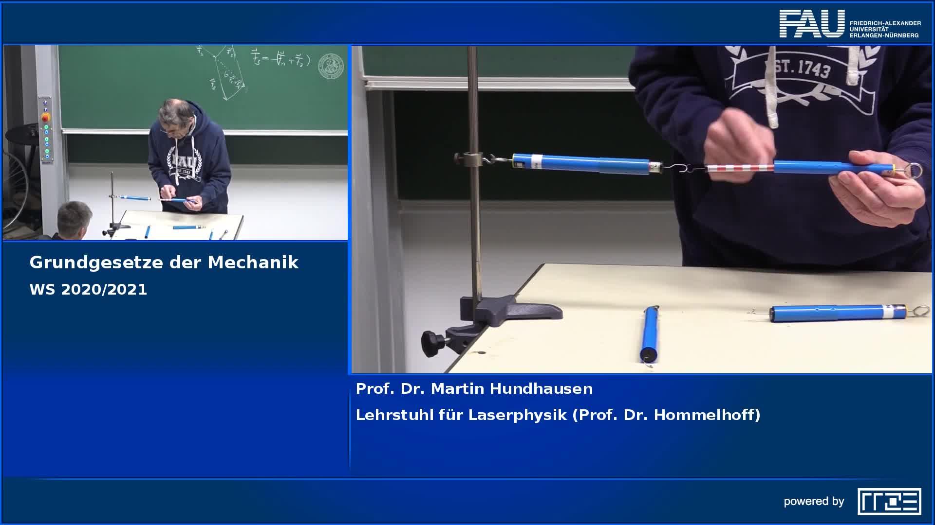 Grundgesetze der Mechanik preview image