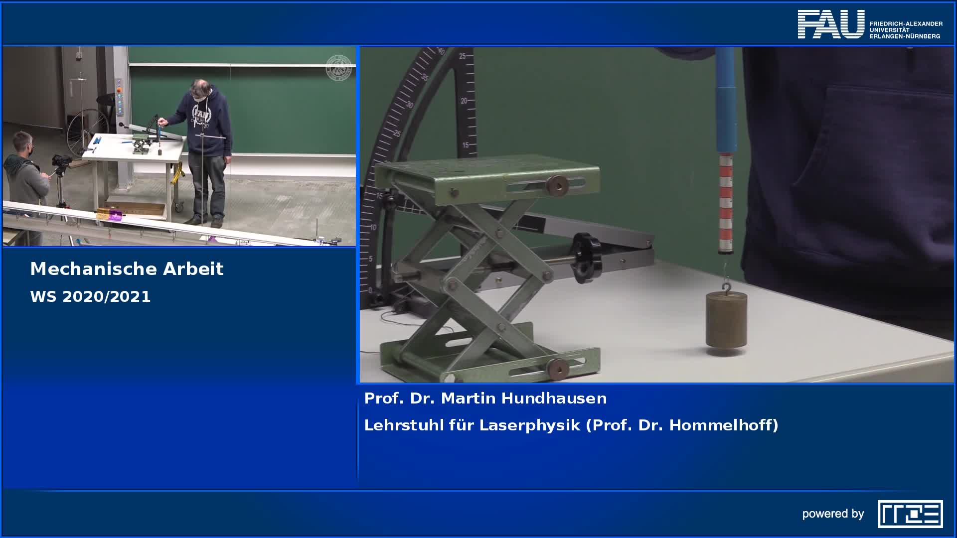 Mechanische Arbeit preview image