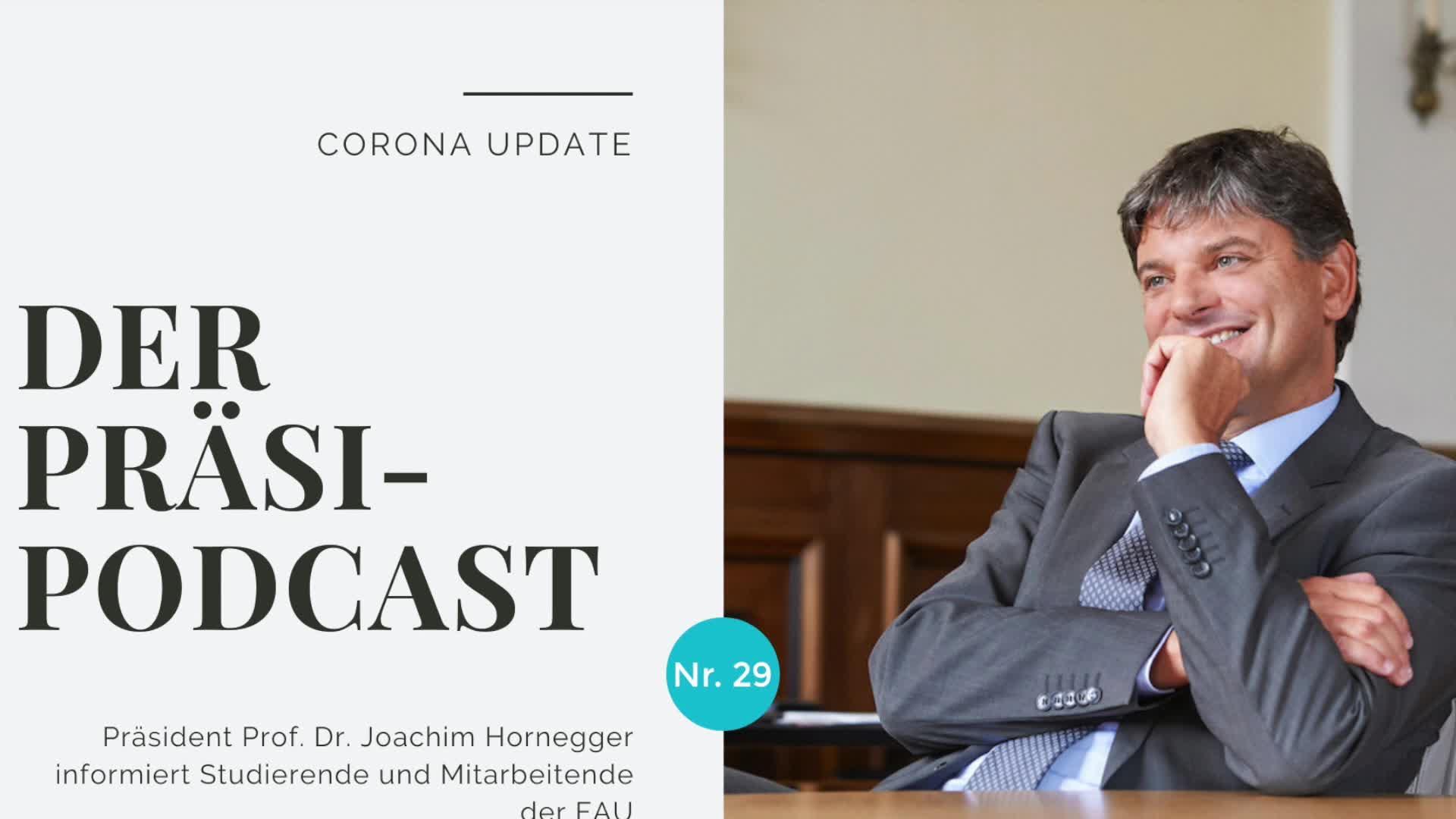 """""""Der Präsi-Podcast"""" vom 19. Oktober 2020 preview image"""