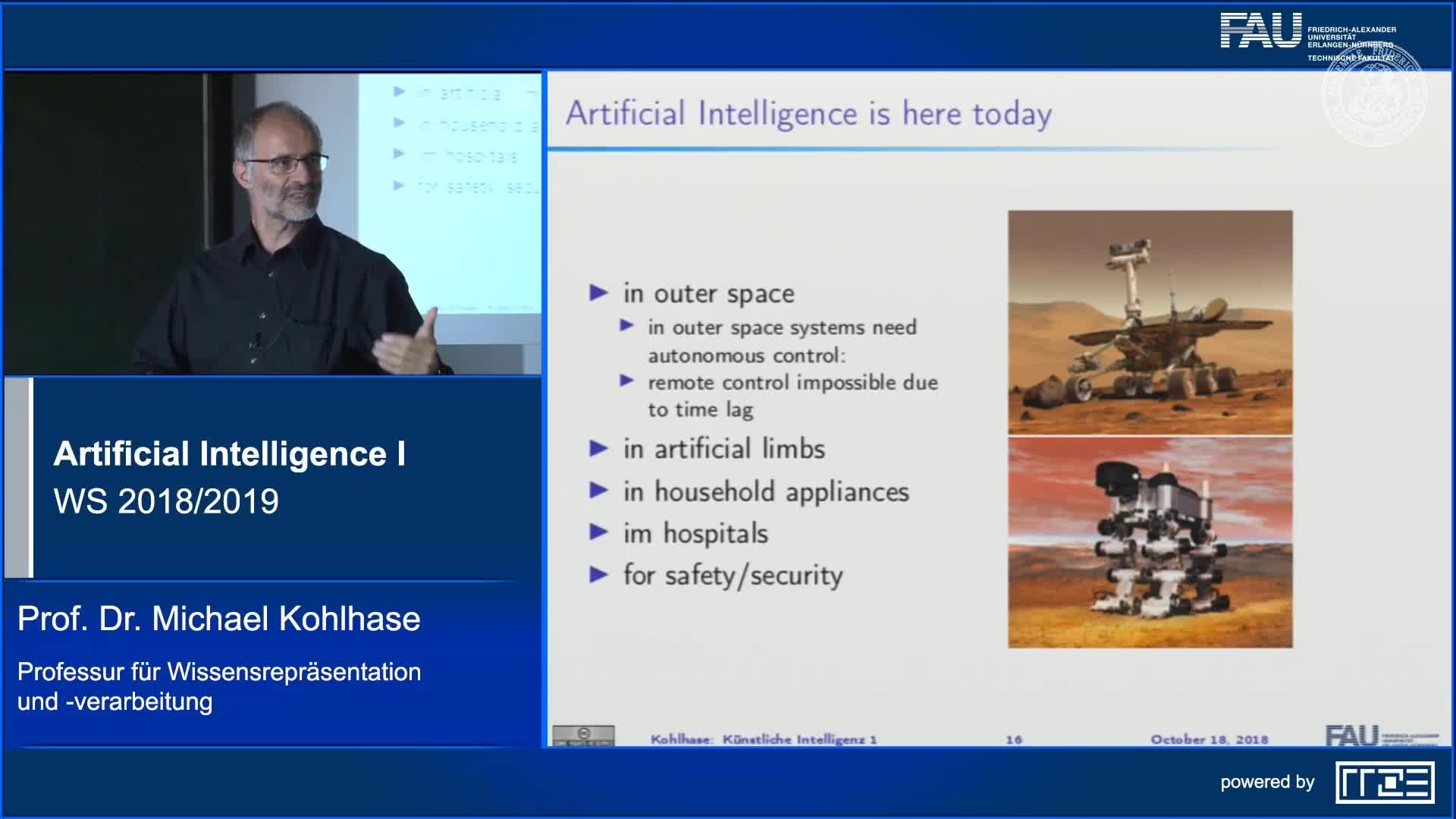 Artificial Intelligence is here today preview image