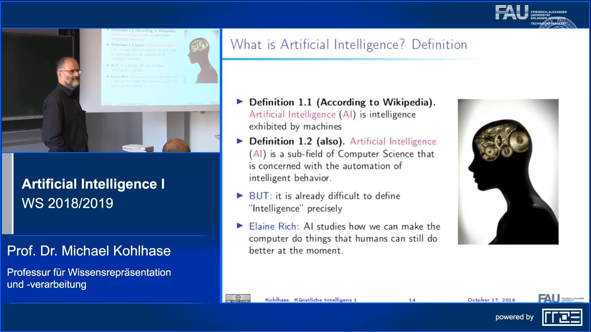 What is Artificial Intelligence? preview image