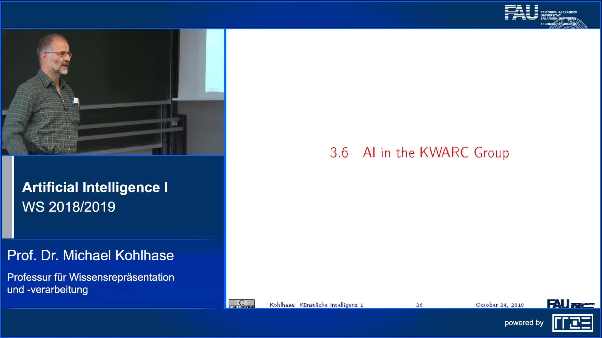 AI in the KWARC Group preview image