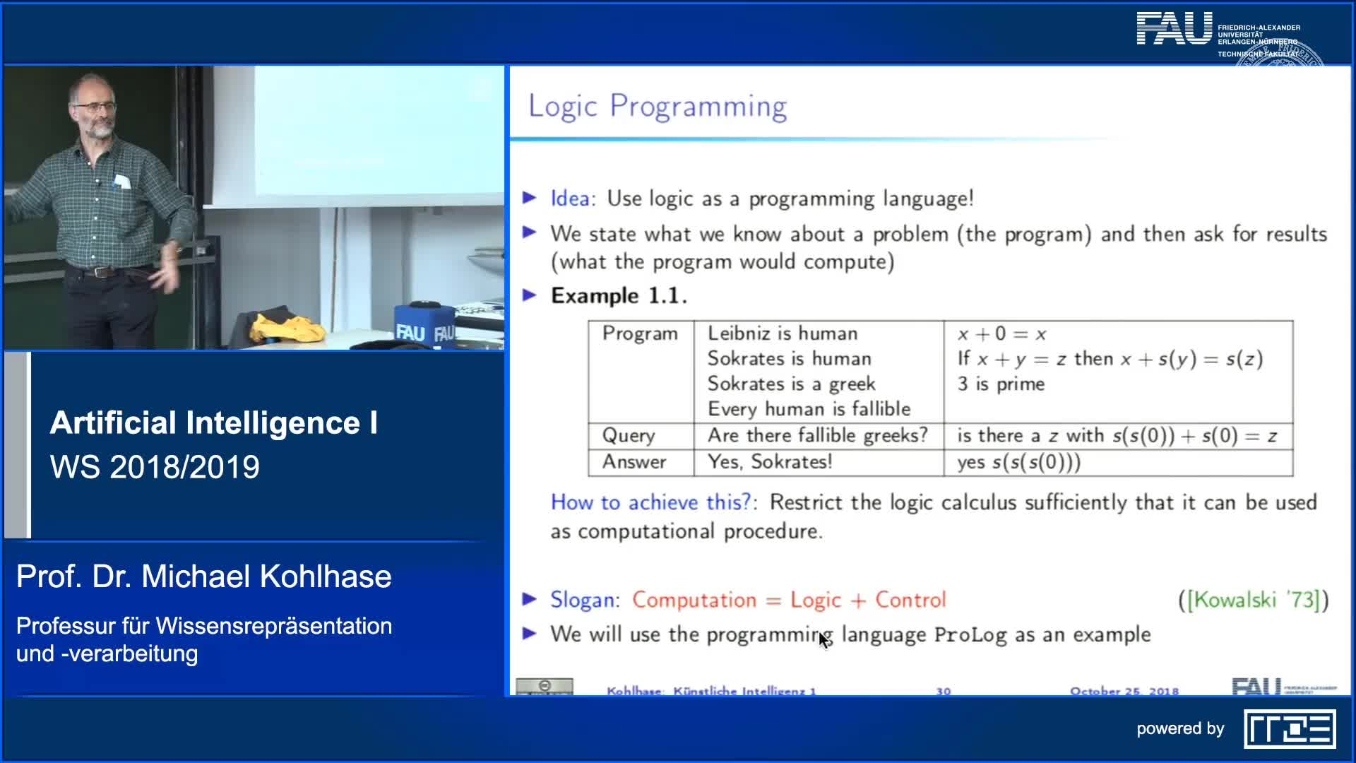 Introduction to Logic Programming and PROLOG (Part 2) preview image