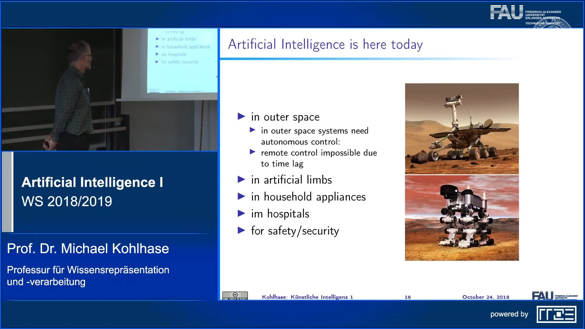 Recap: Artificial Intelligence is here today preview image