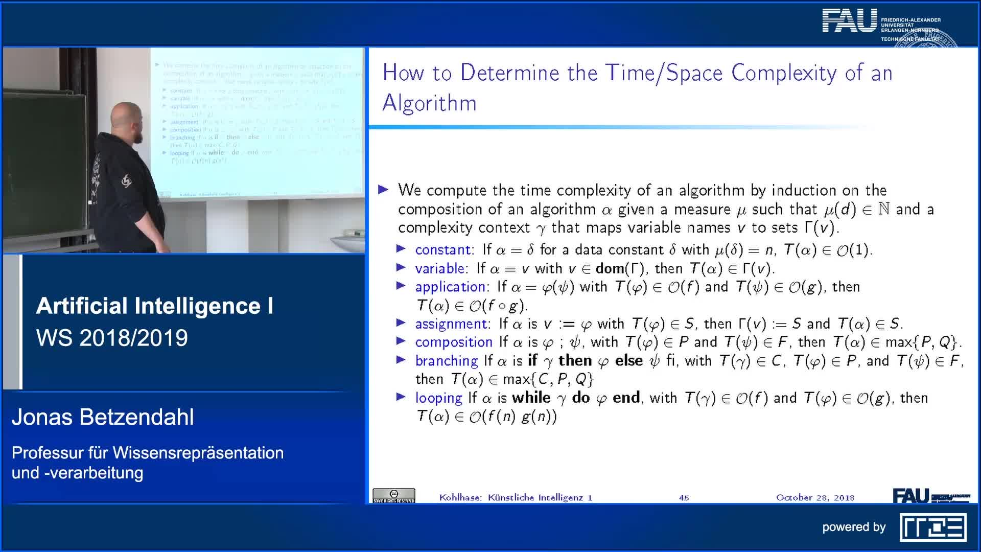 Complexity Analysis in AI (Part 2) preview image