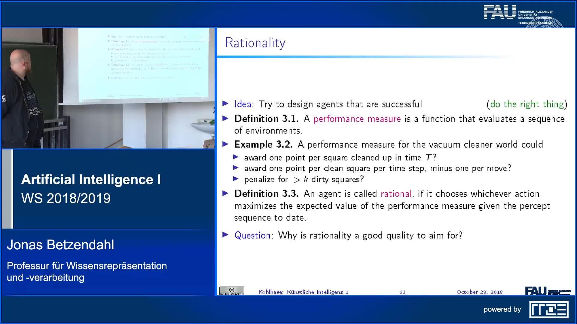 Good Behavior ~> Rationality preview image