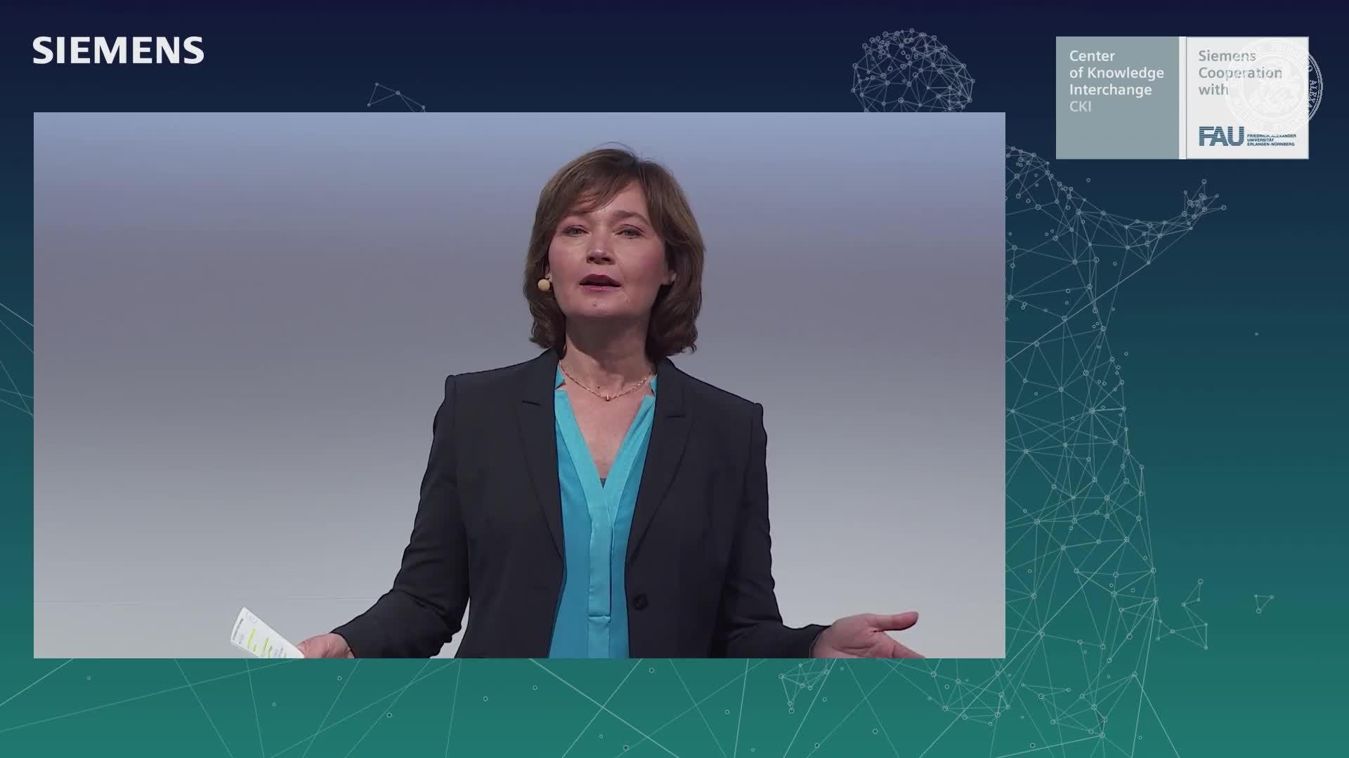 Hybrid CKI Conference - Future Talk: Digital Disruption – Impact on Knowledge Interchange preview image