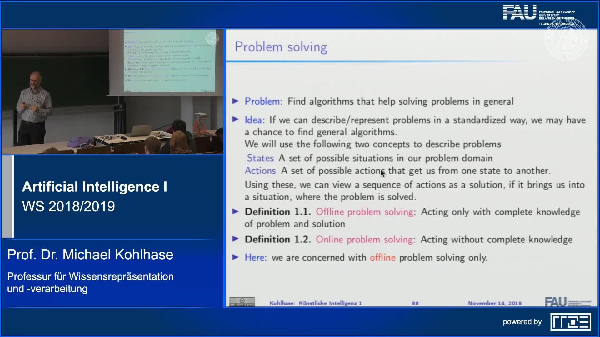 Recap Clip 7.1: Problem Solving preview image