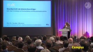 Quantenlicht als Informationsträger: eine neue Technologie zur Kommunikation und Informationsverarbeitung preview image