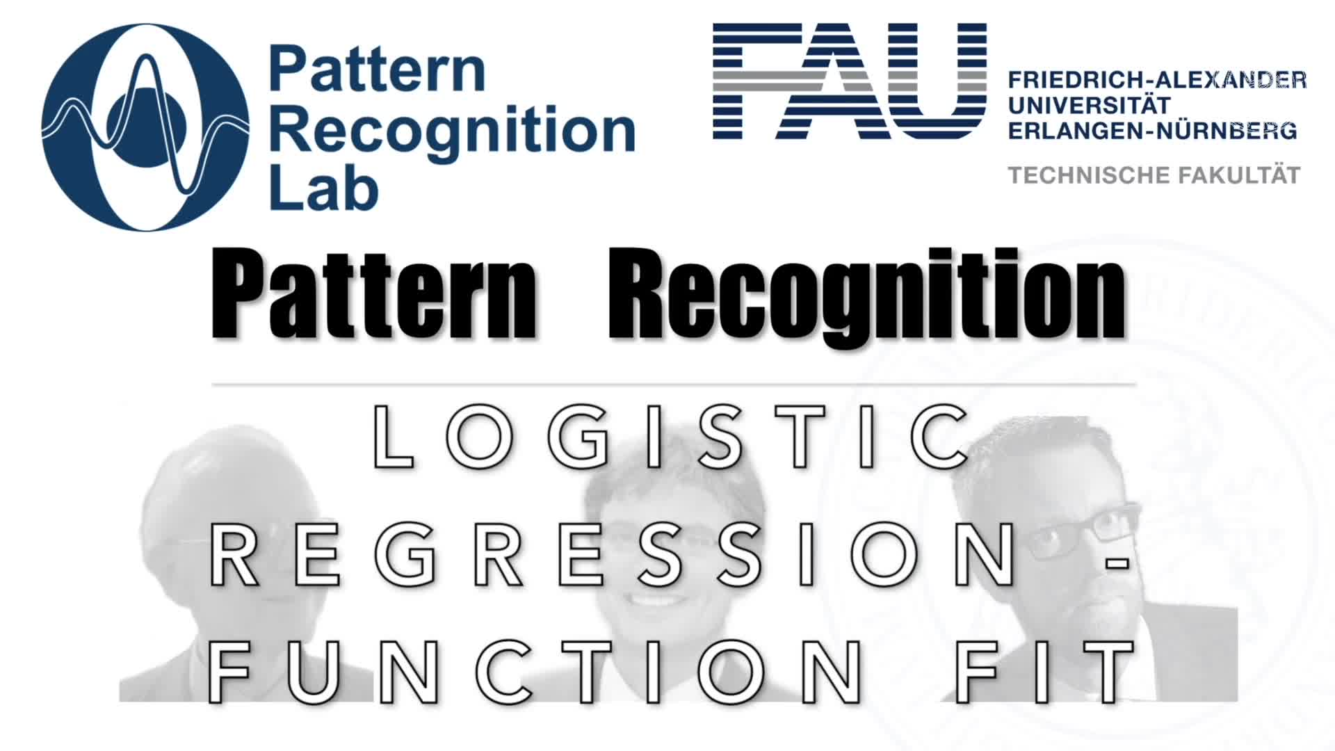 Pattern Recognition [PR] - PR 9 preview image