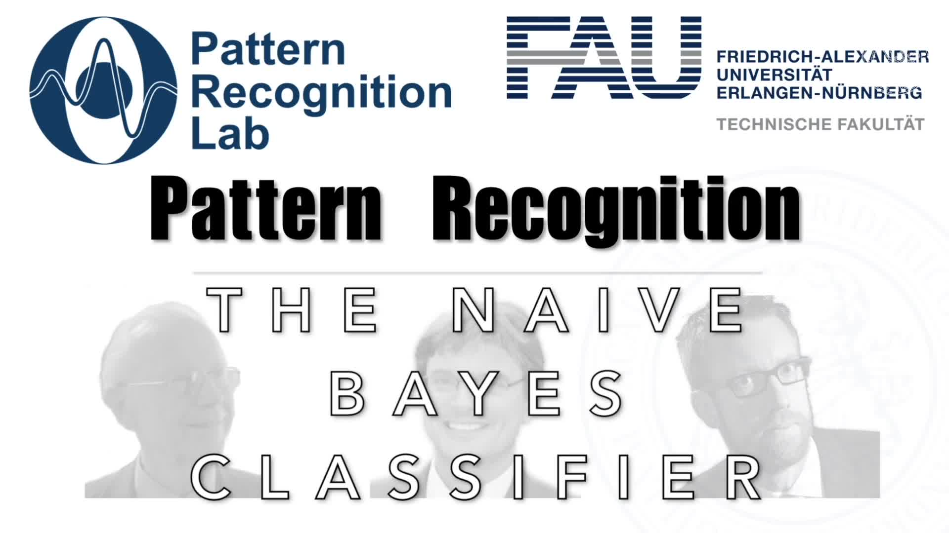 Pattern Recognition [PR] - PR 10 preview image