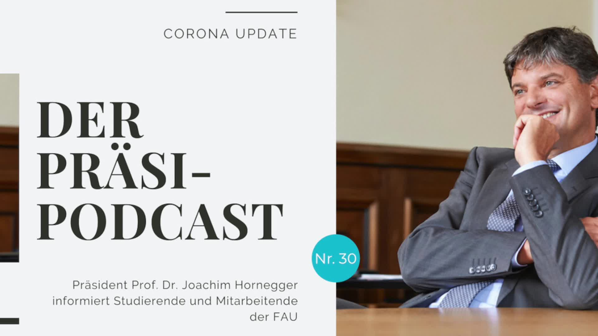 """""""Der Präsi-Podcast"""" vom 28. Oktober 2020 preview image"""