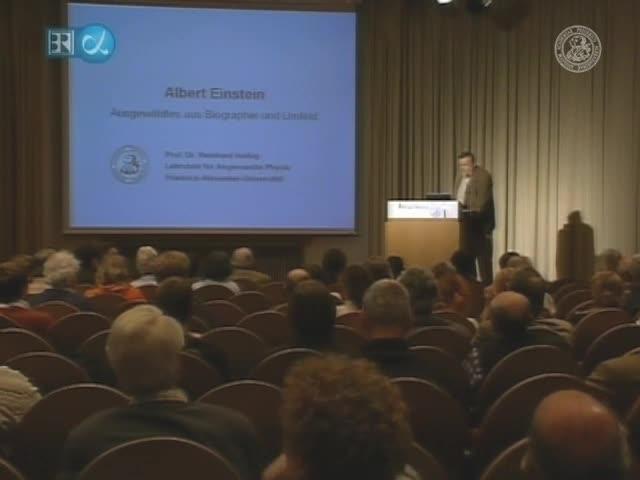 Albert Einstein - Ausgewähltes aus Biographie und Umfeld preview image
