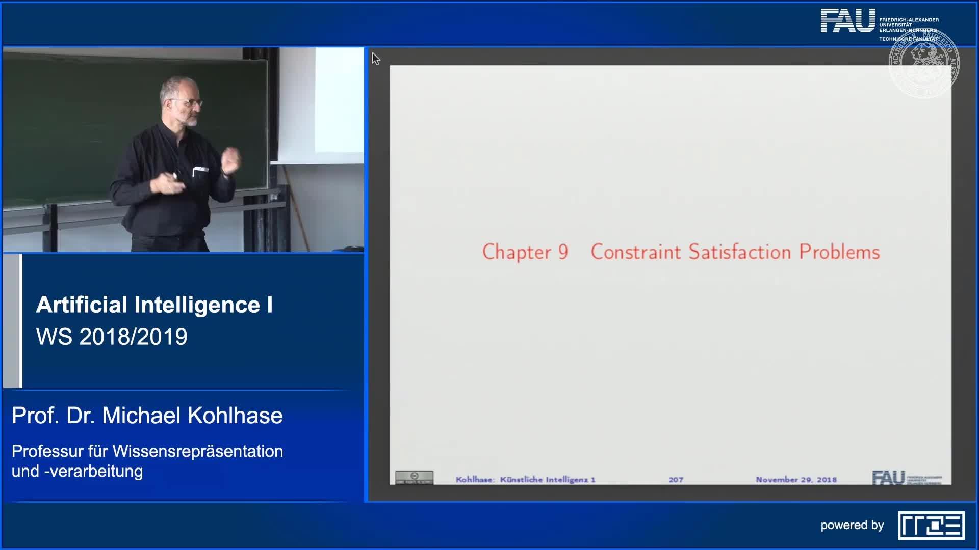 Constraint Satisfaction Problems: Motivation preview image