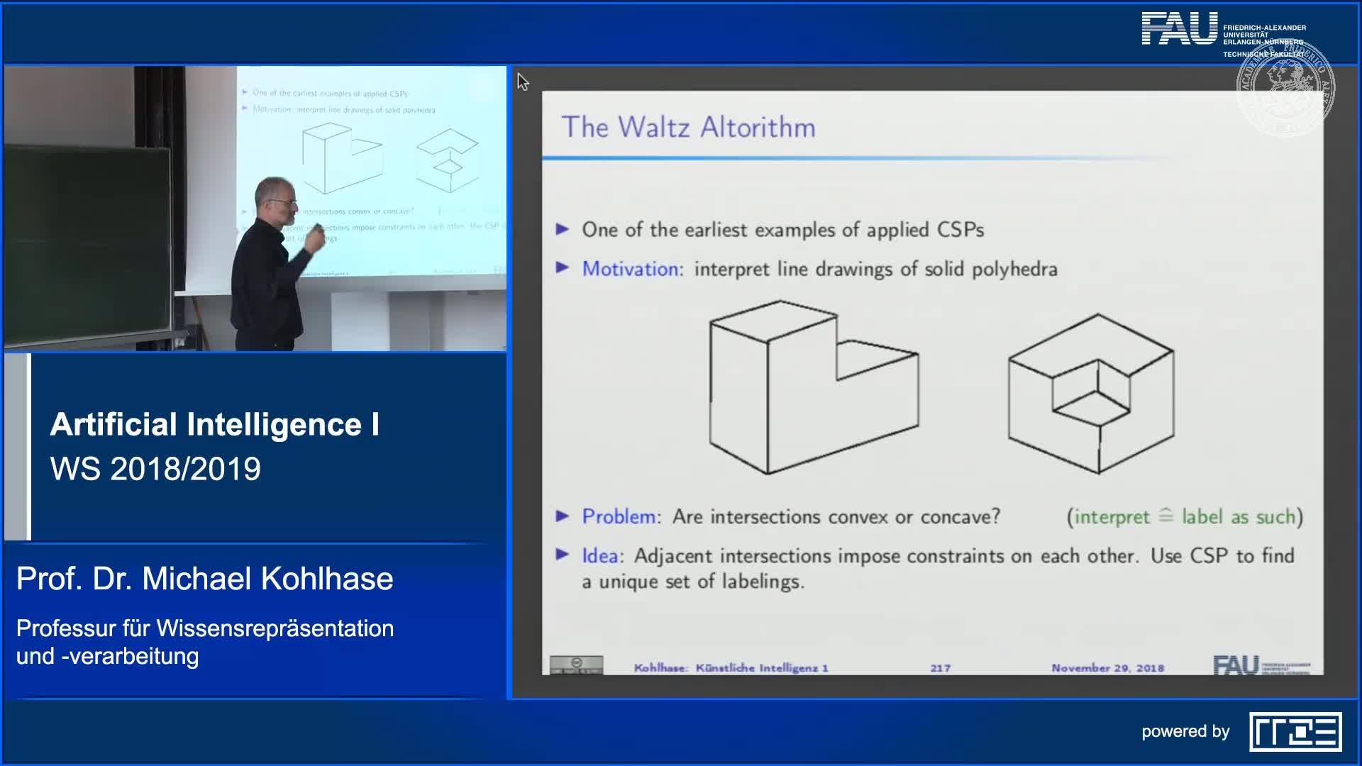 The Waltz Algorithm preview image