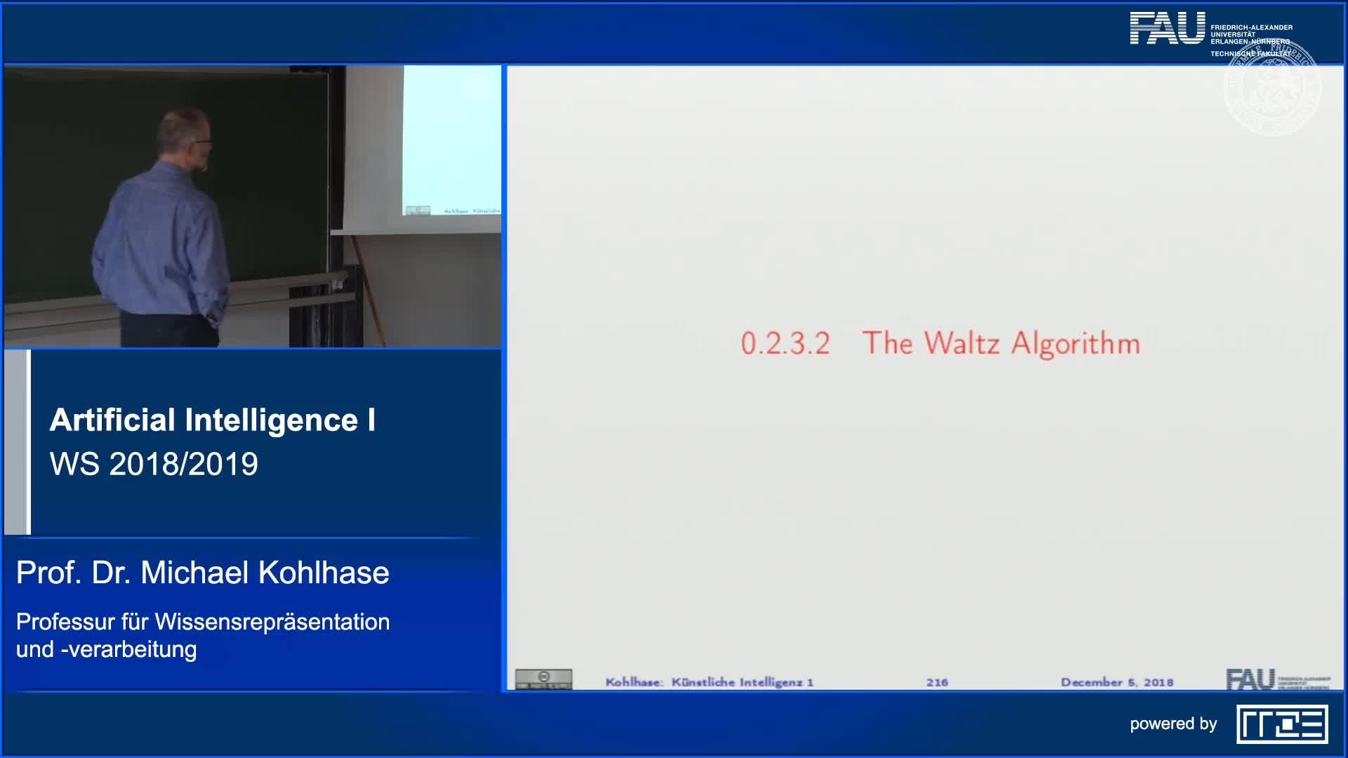 Recap Clip 9.2: The Waltz Algorithm preview image