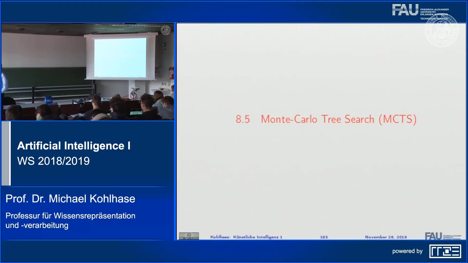 Monte-Carlo Tree Search (Part 1) preview image