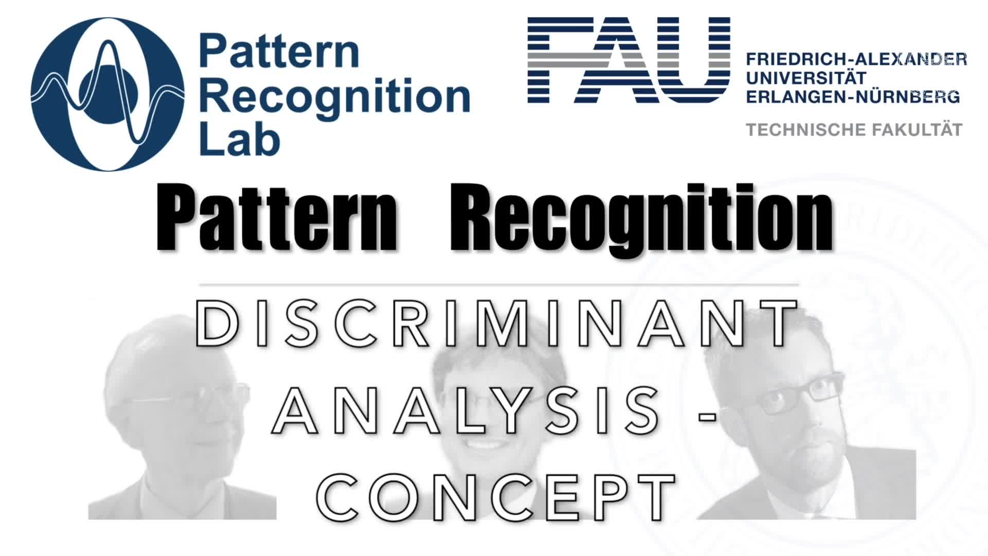 Pattern Recognition [PR] - PR 11 preview image