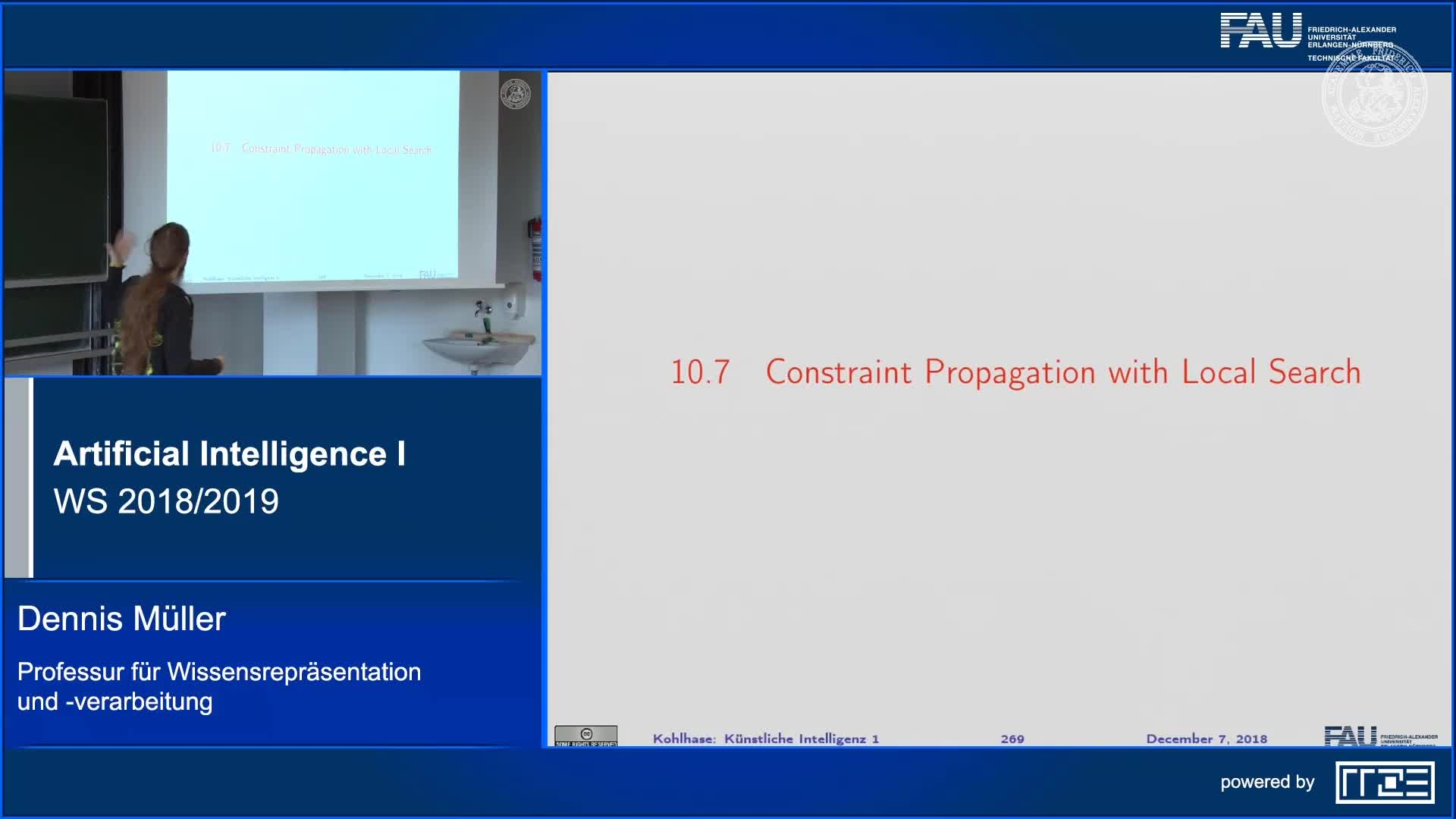 Constraint Propagation with Local Search preview image