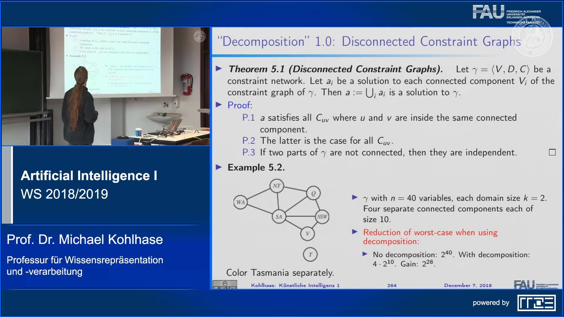 Recap Clip 10.6: Decomposition: Constraint Graphs, and Two Simple Cases preview image