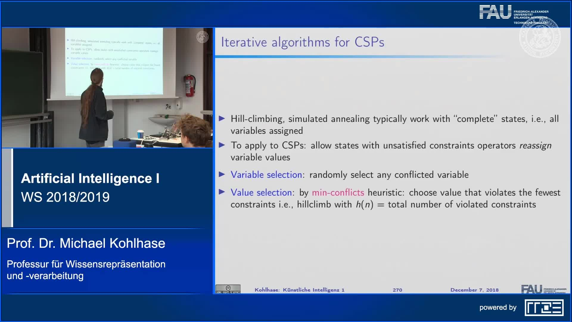 Recap Clip 10.8: Constraint Propagation with Local Search preview image