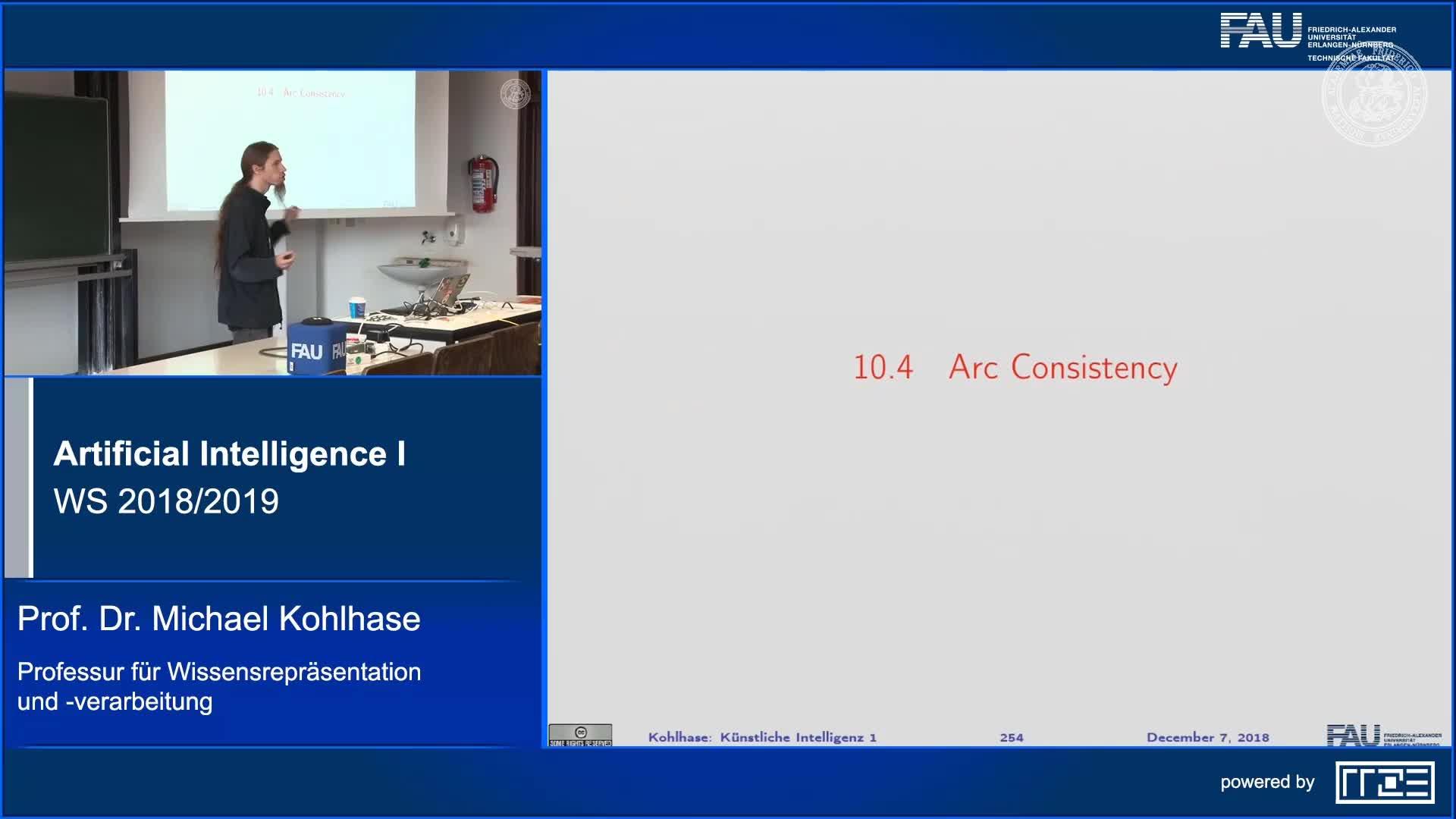 Recap Clip 10.5: Arc Consistency (Part 2) preview image