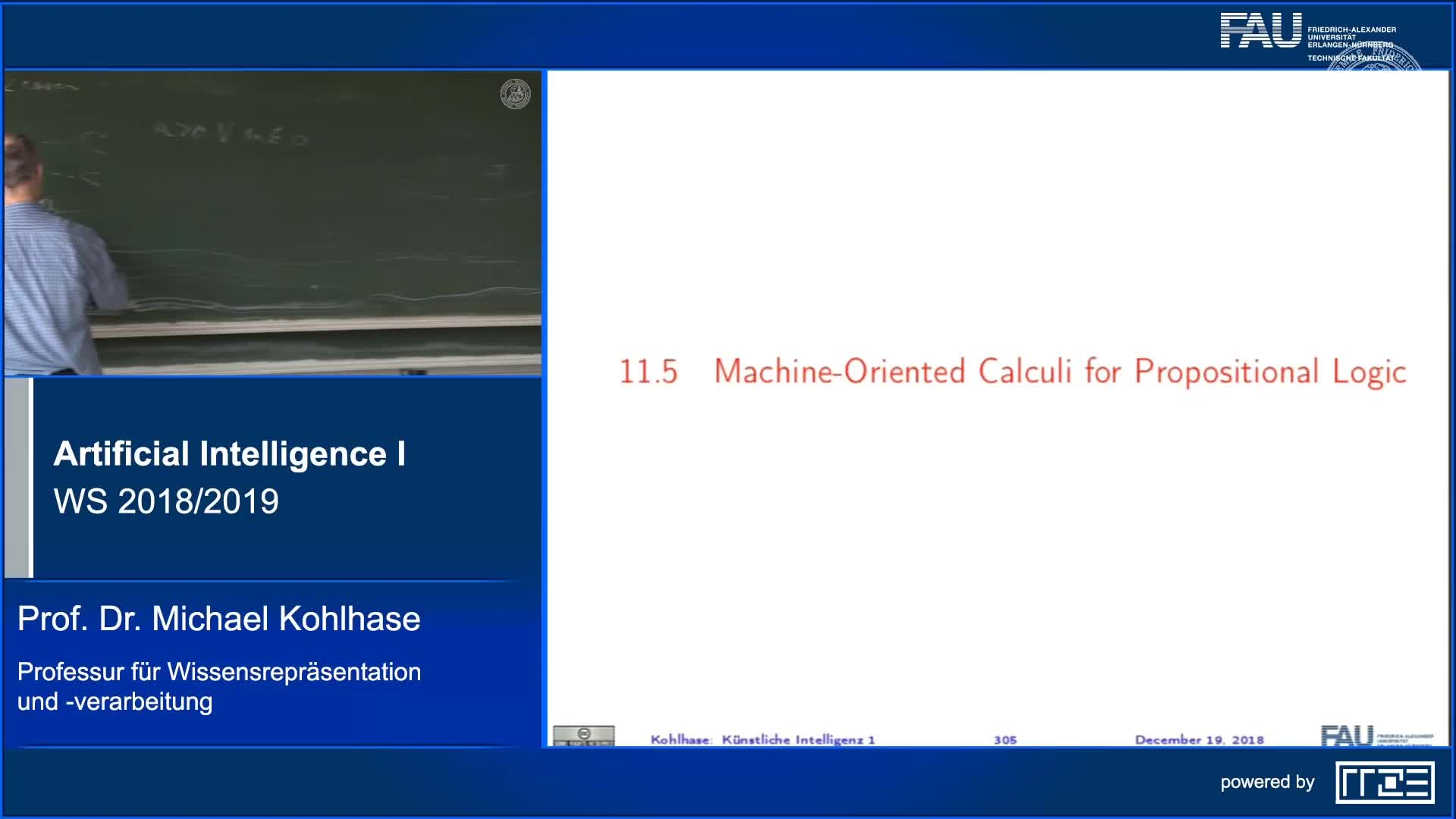 Machine-Oriented Calculi for Propositional Logic preview image