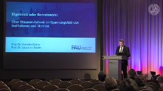 Eigennutz und Gemeinwohl: Über Steuerehrlichkeit im Spannungsfeld von Institutionen und Normen preview image