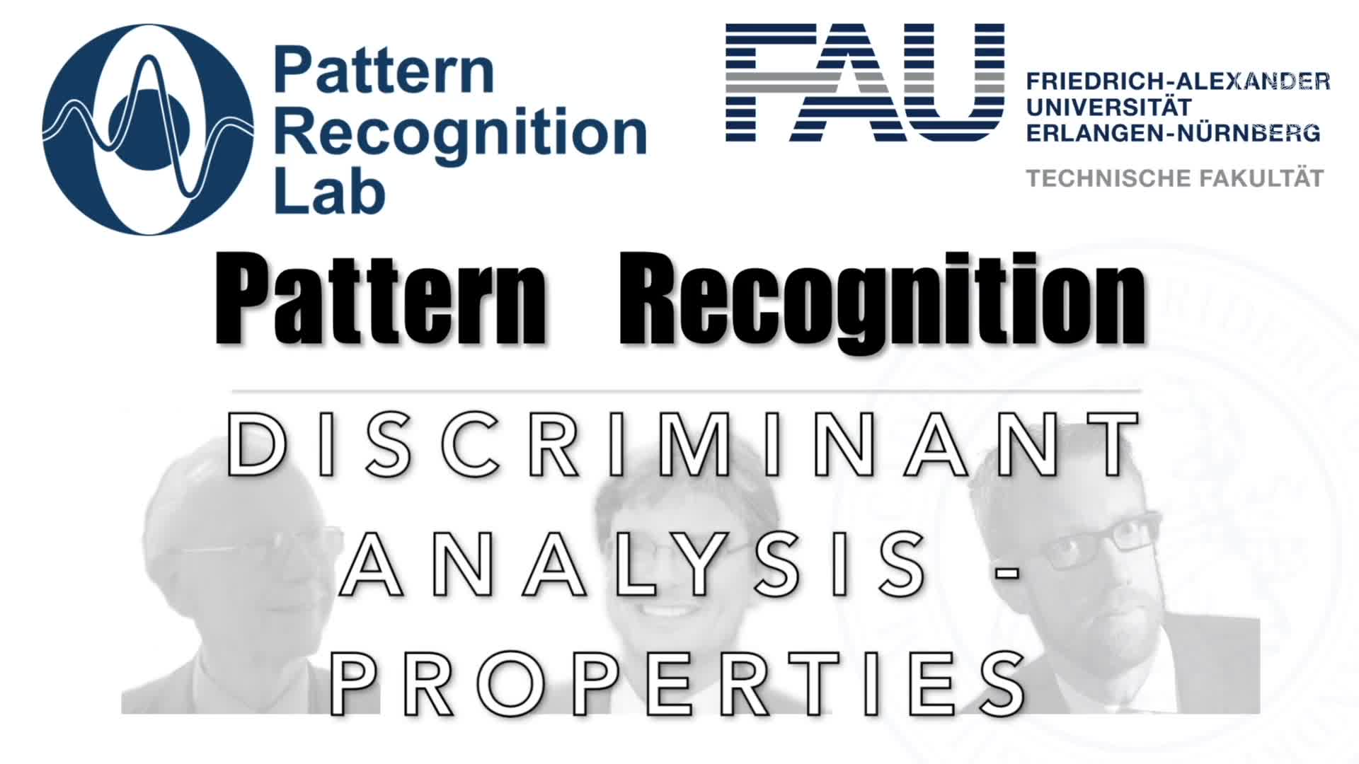 Pattern Recognition [PR] - PR 12 preview image
