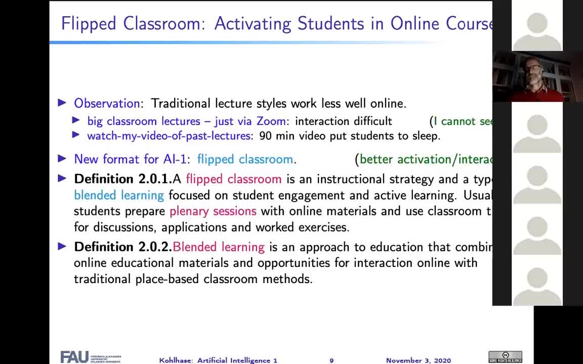 Flipped Classroom and Questions preview image