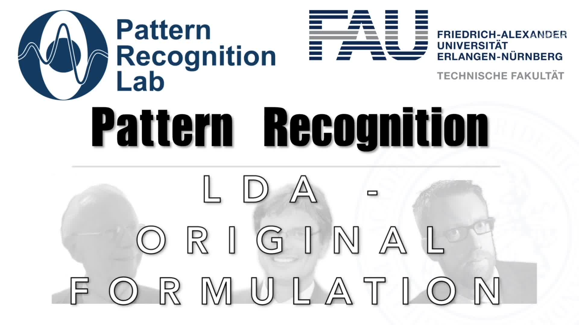 Pattern Recognition [PR] - PR 14 preview image