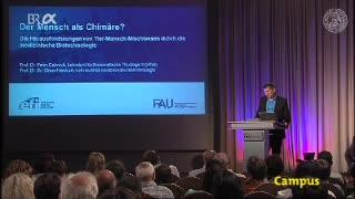 Der Mensch als Chimäre? Die Herausforderungen von Tier-Mensch-Mischwesen durch die medizinische Biotechnologie preview image