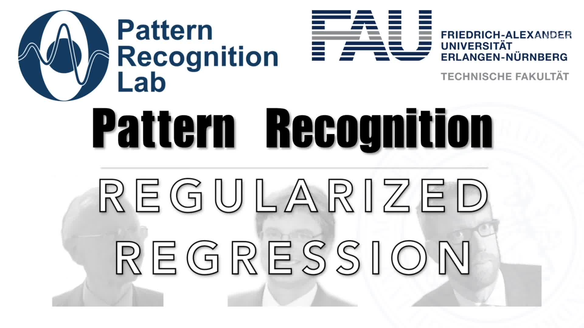 Pattern Recognition [PR] - PR 16 preview image