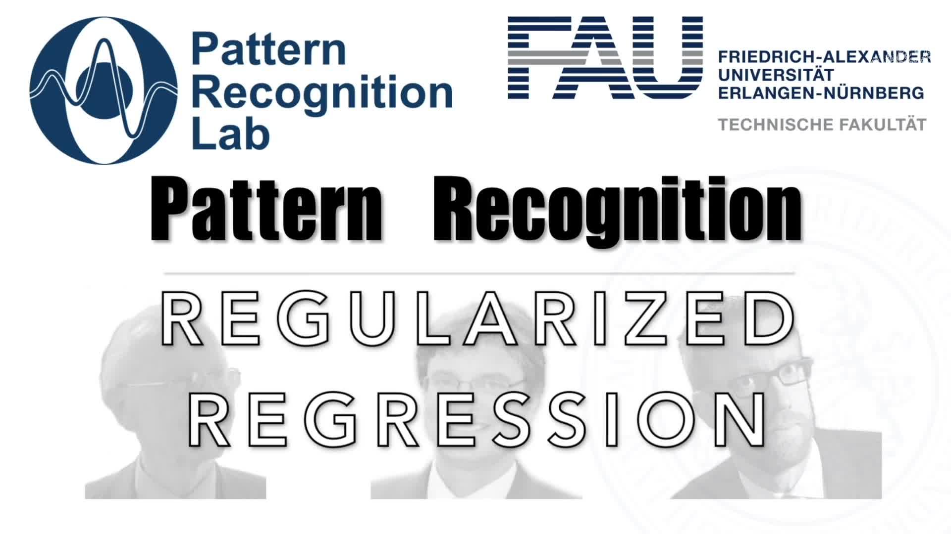 Pattern Recognition [PR] - PR 16 preview image