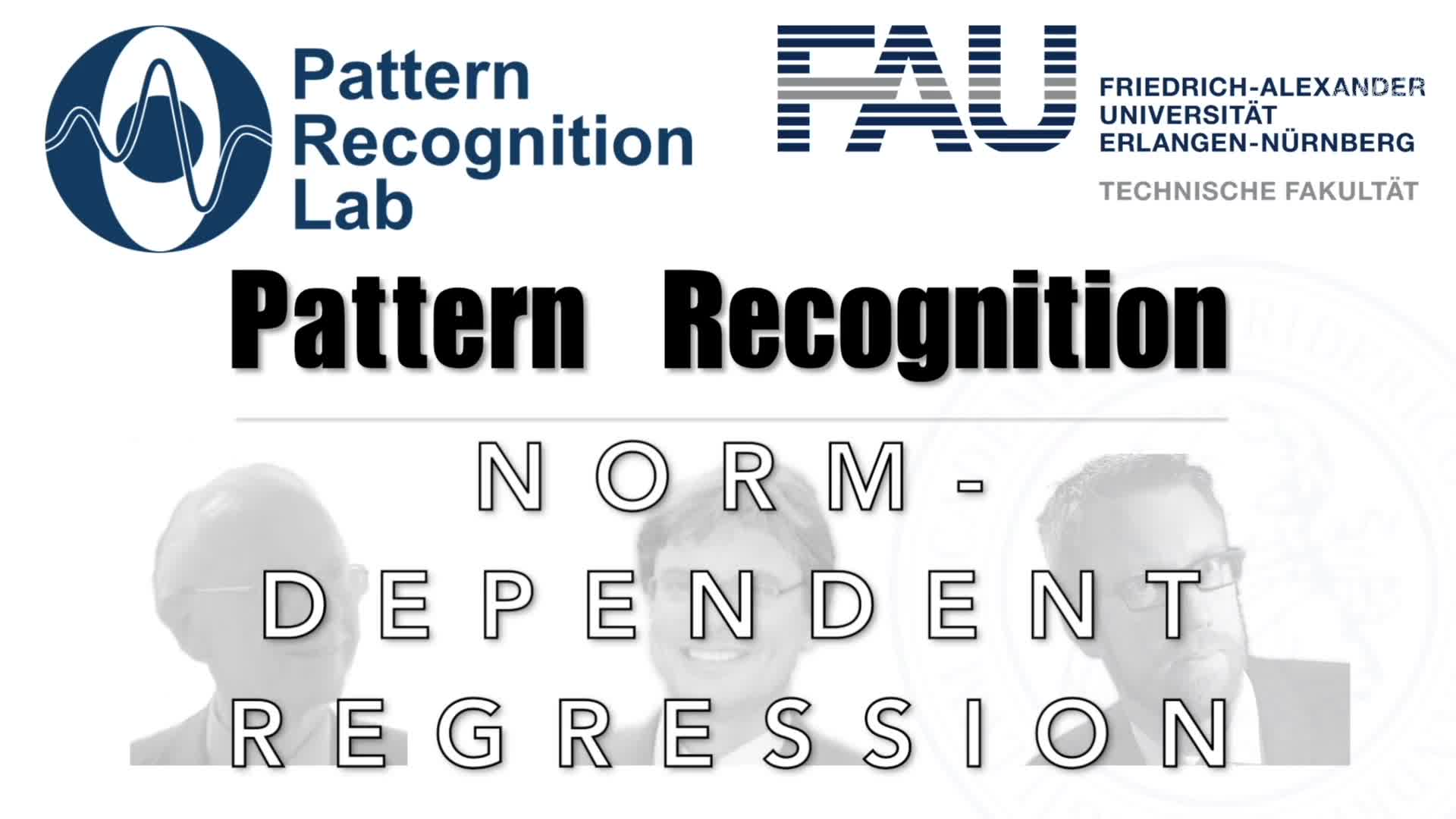 Pattern Recognition [PR] - PR 18 preview image