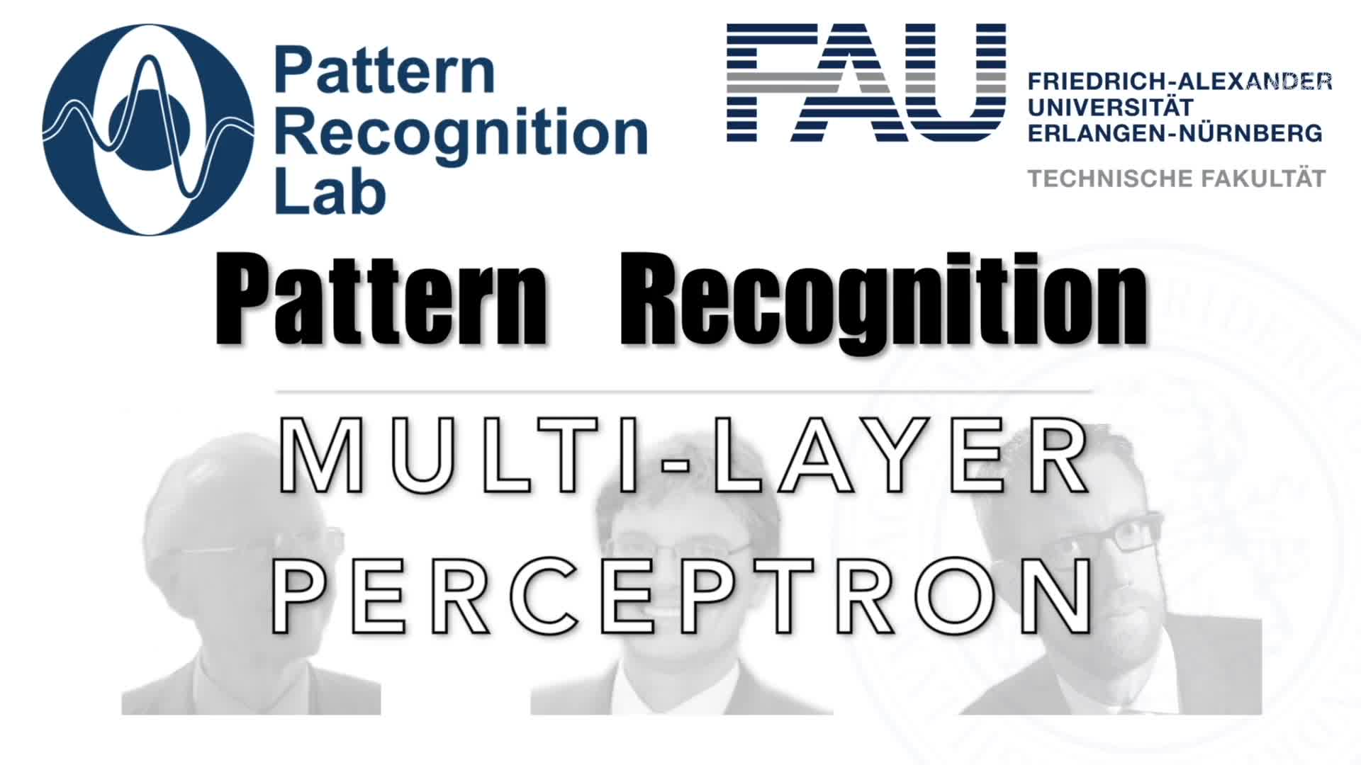Pattern Recognition [PR] - PR 20 preview image