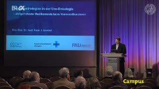 Therapiestrategien in der Uro-Onkologie - zielgerichtete Medikamente beim Nierenzellenkarzinom preview image