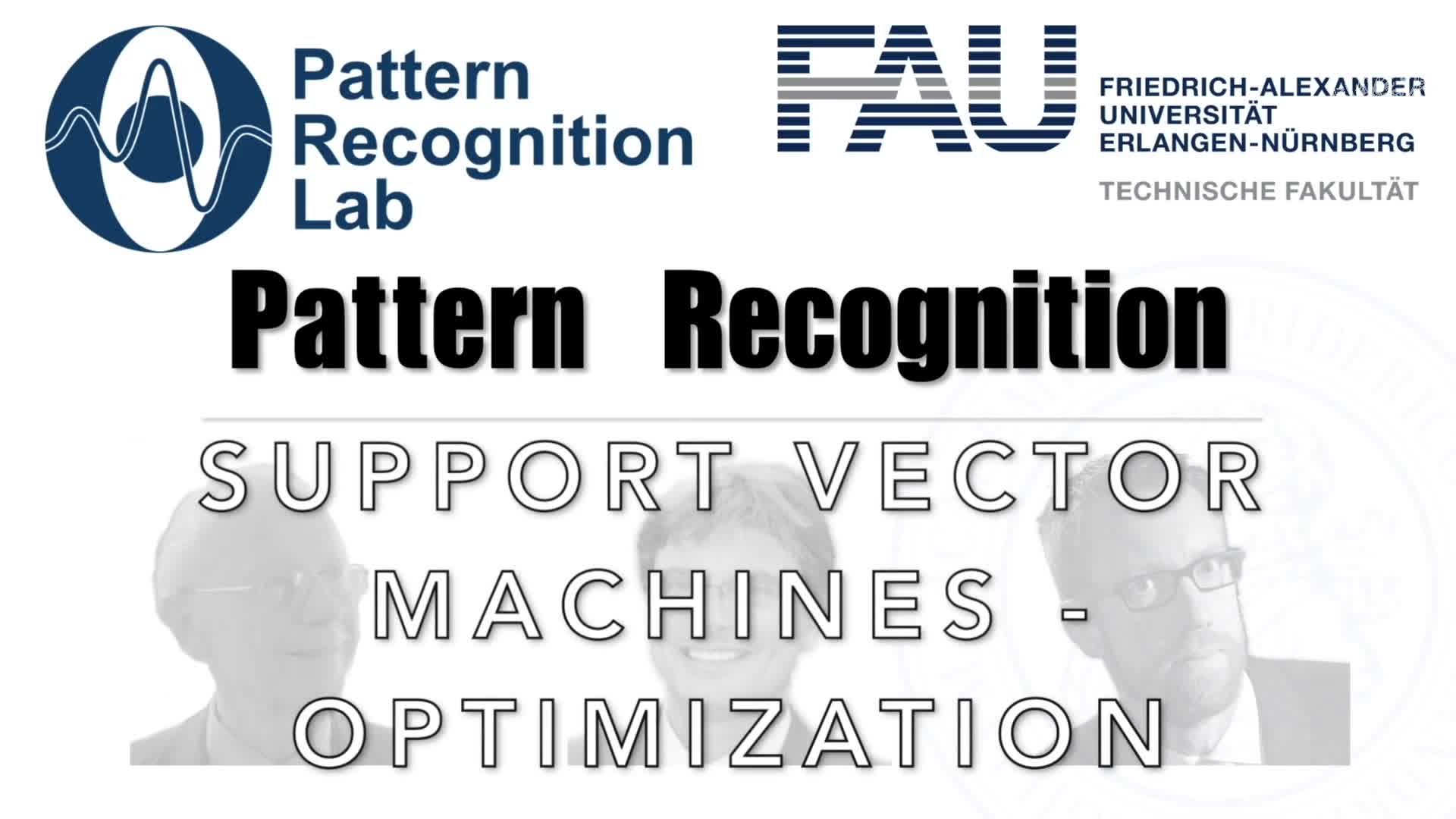 Pattern Recognition [PR] - PR 25 preview image