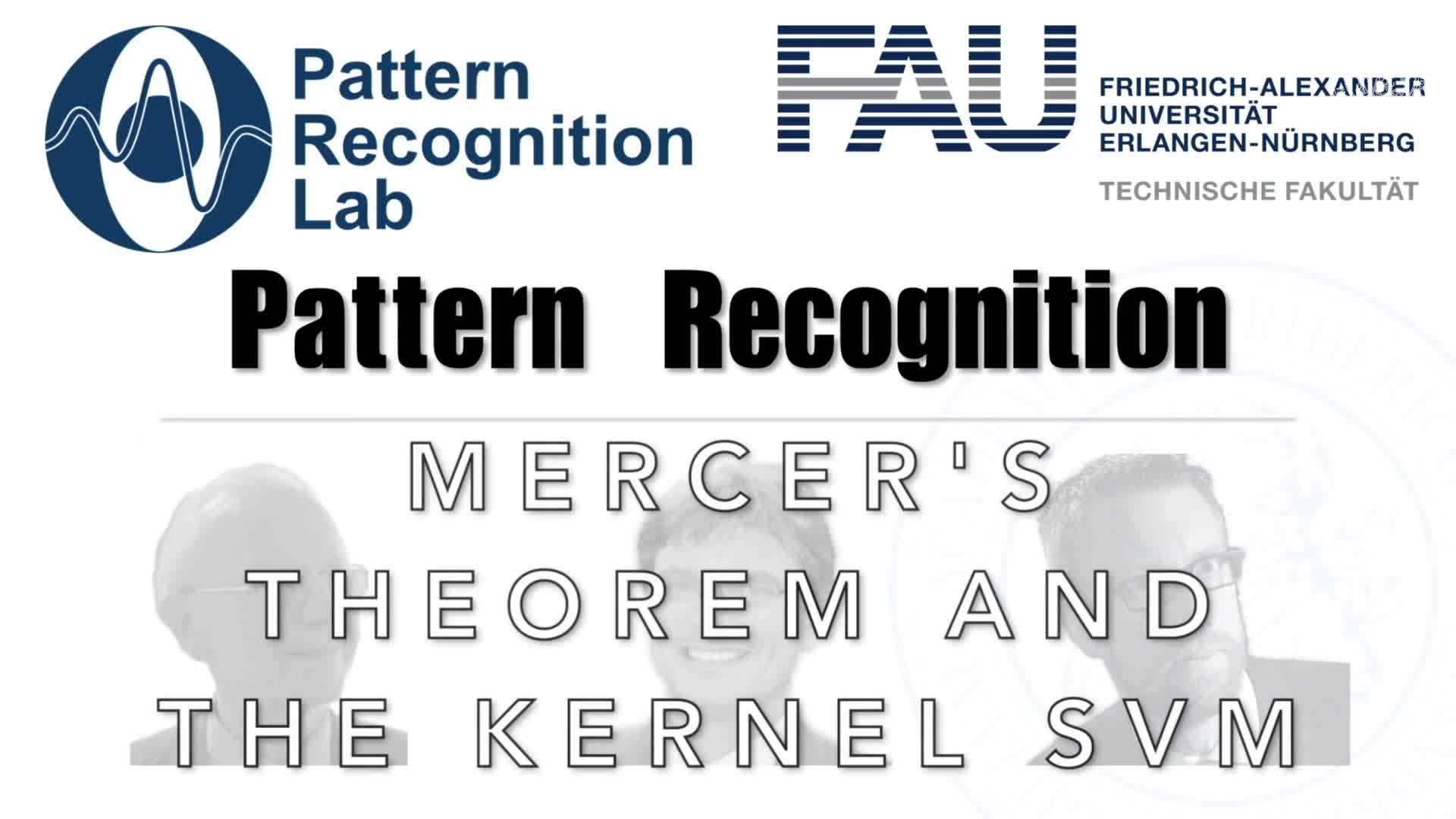 Pattern Recognition [PR] - PR 26 preview image