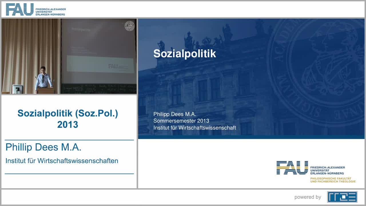 Sozialpolitik preview image