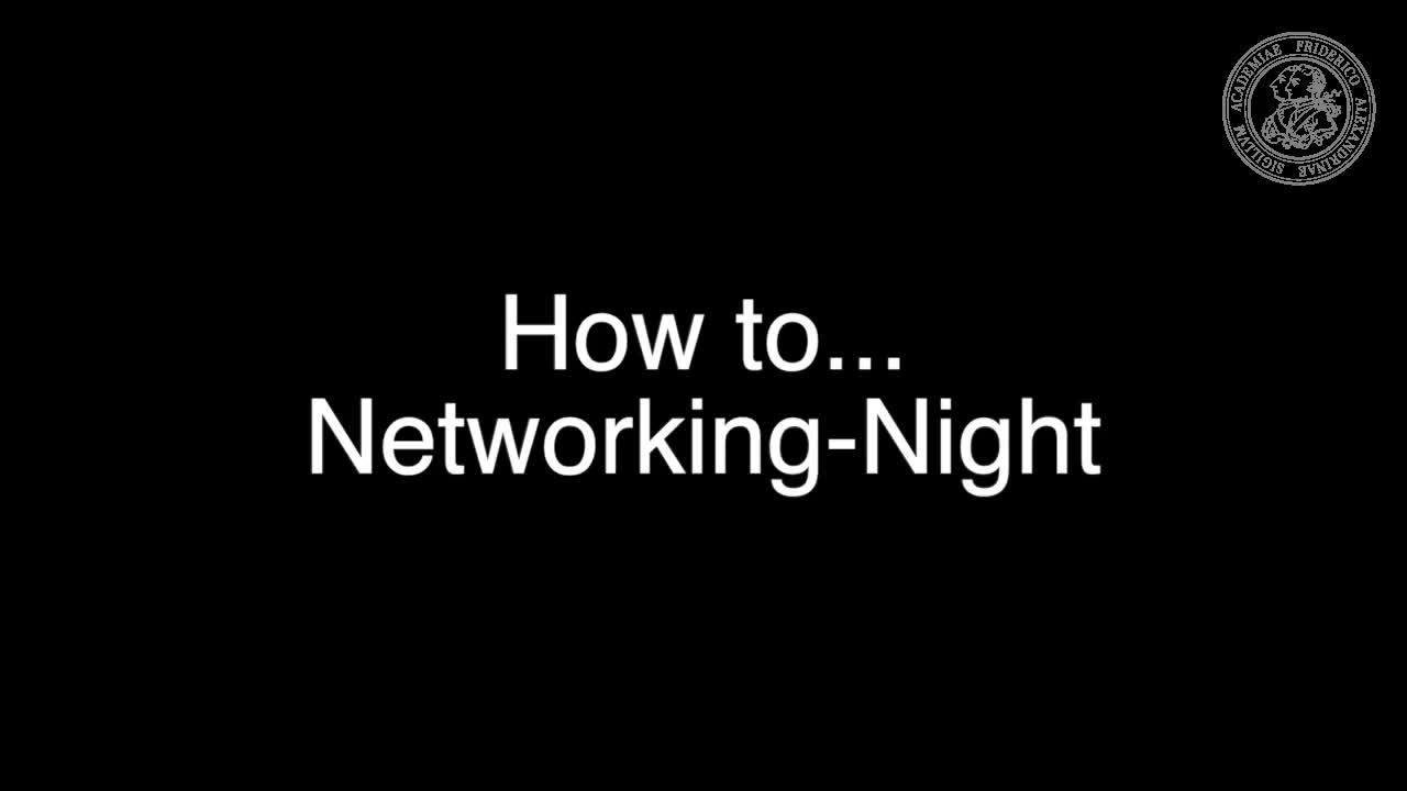 How to... Networking-Night preview image